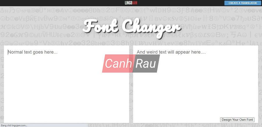 Cách thay đổi font chữ tren Facebook hình 8