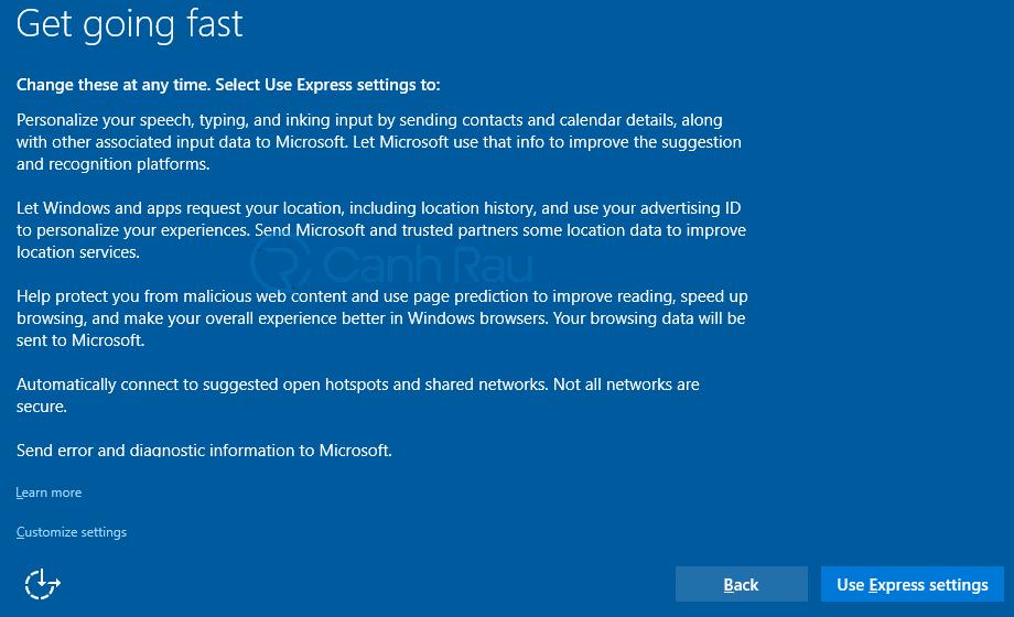 Hướng dẫn nâng cấp lên Windows 10 hình 10