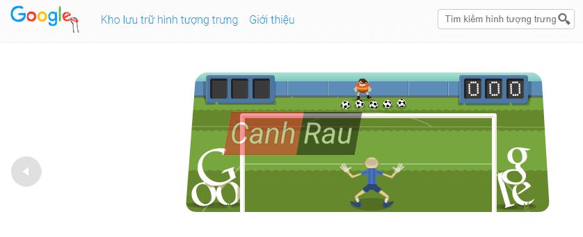 Những trò chơi trên Google bị ẩn hình 18