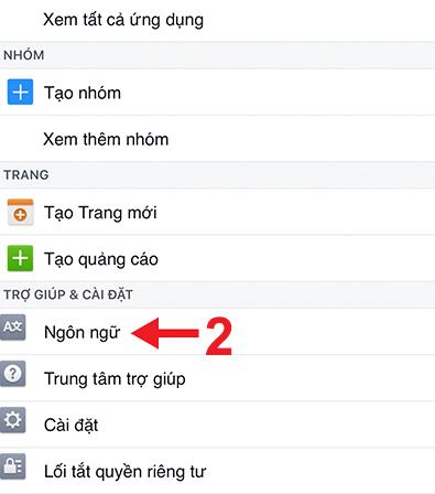 Cách đổi tên Facebook 1 chữ hình 27