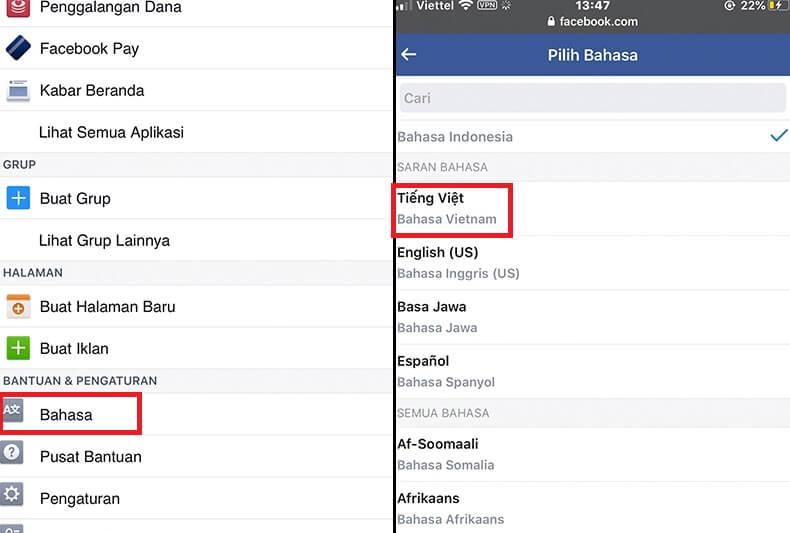 Cách đổi tên Facebook 1 chữ hình 33