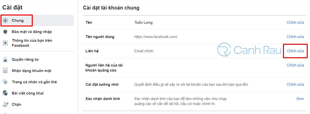 Cách lấy lại mật khẩu Facebook khi quên hình 12