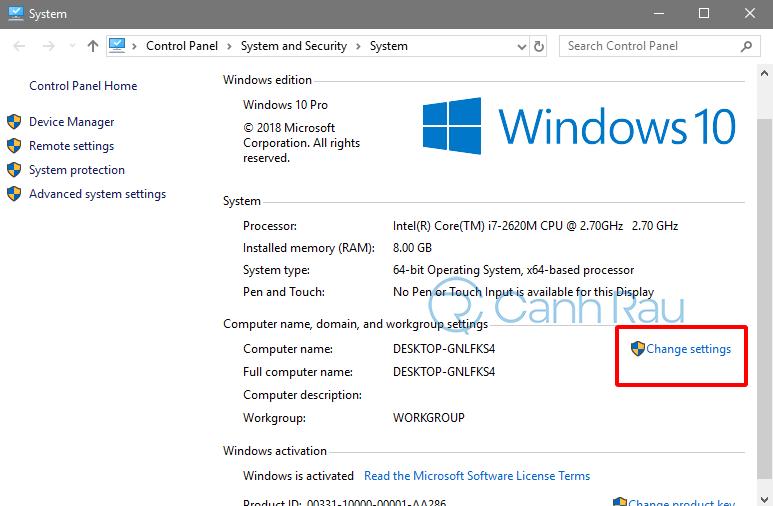 Cách set RAM ảo cho Windows 10 hình 3