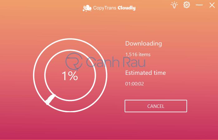 Cách tải ảnh trên iCloud về máy tính hình 7