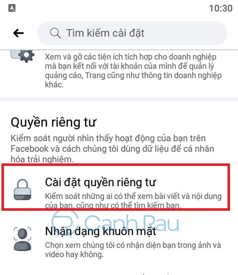 Cách tắt kết bạn trên Facebook hình 5
