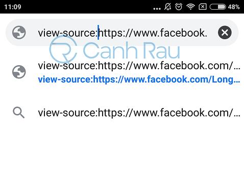 Cách xem ai hay vào Facebook của mình hình 5
