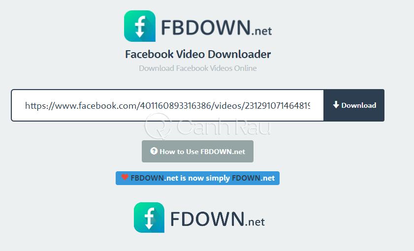 Hướng dẫn cách tải video trên Facebook hình 8