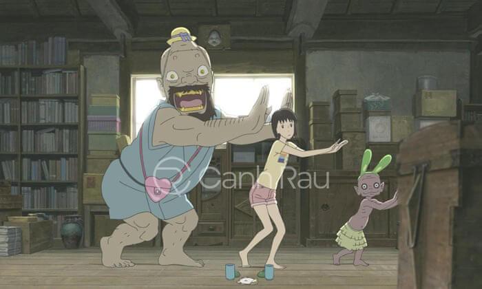 Phim hoạt hình Nhật Bản hay nhất hình 5