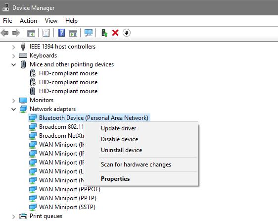 Sửa lỗi mạng Wifi bị chậm hình 7