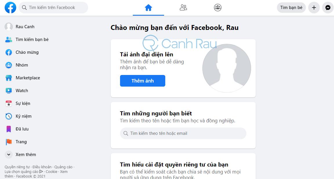 Cách đăng ký tài khoản Facebook bằng số điện thoại hình 12