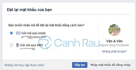 Cách lấy lại tài khoản Facebook bị khóa hình 15