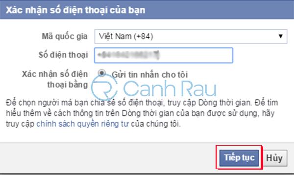 Cách lấy lại tài khoản Facebook bị khóa hình 7
