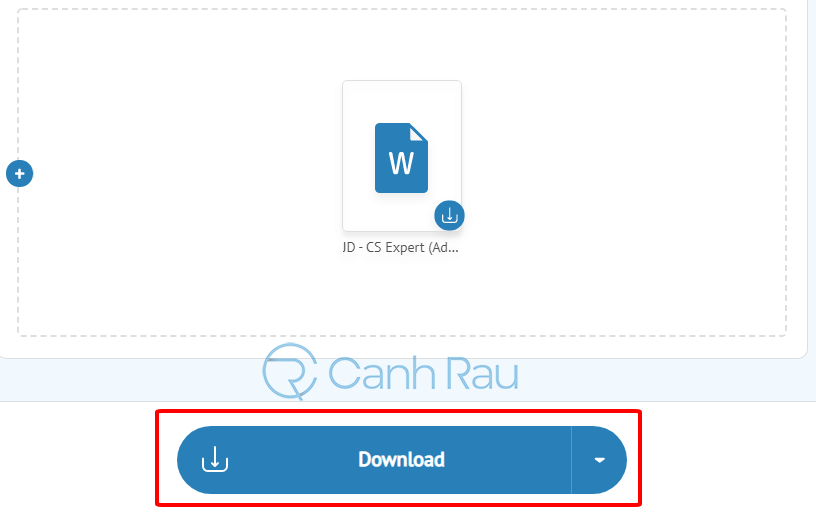 Phần mềm chuyển PDF sang Word không bị lỗi font hình 15