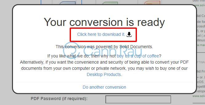 Phần mềm chuyển PDF sang Word không bị lỗi font hình 18