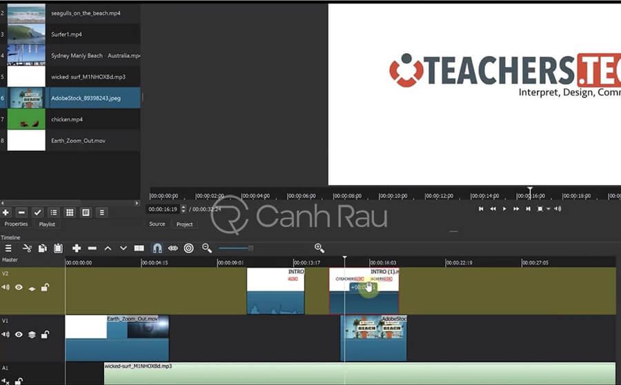 Phần mềm làm video trên máy tính tốt nhất hiện nay hình 12