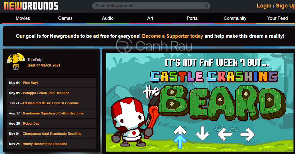 Top web game chơi game online hay và miễn phí hình 18