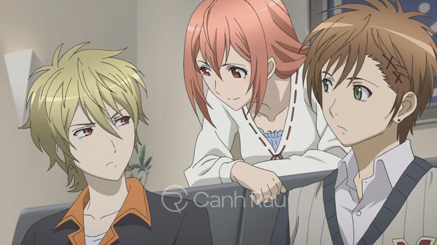 Anime phép thuật hay nhất hình 10