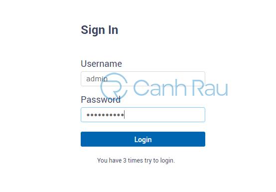 Cách đổi mật khẩu Wifi FPT hình 9