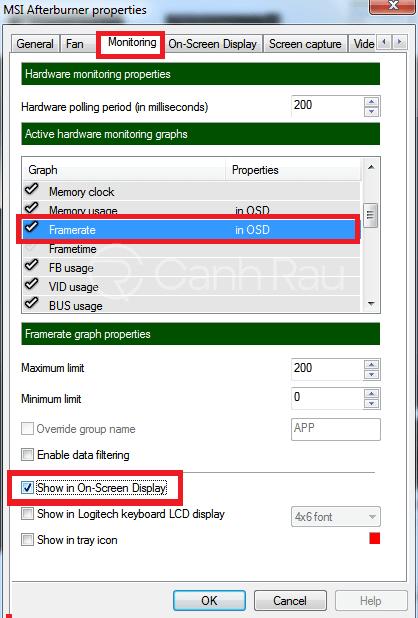 Cách hiển thị FPS khi đang chơi game hình 13