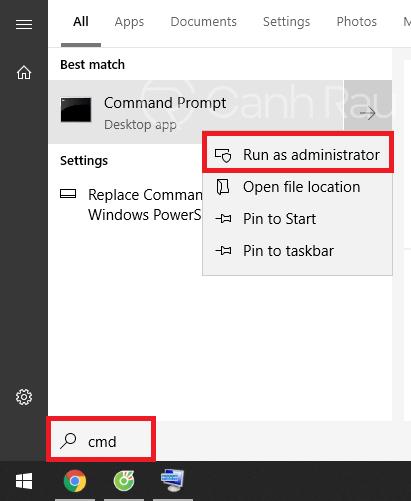 Cách kiểm tra thời hạn bản quyền Windows 10 hình 1