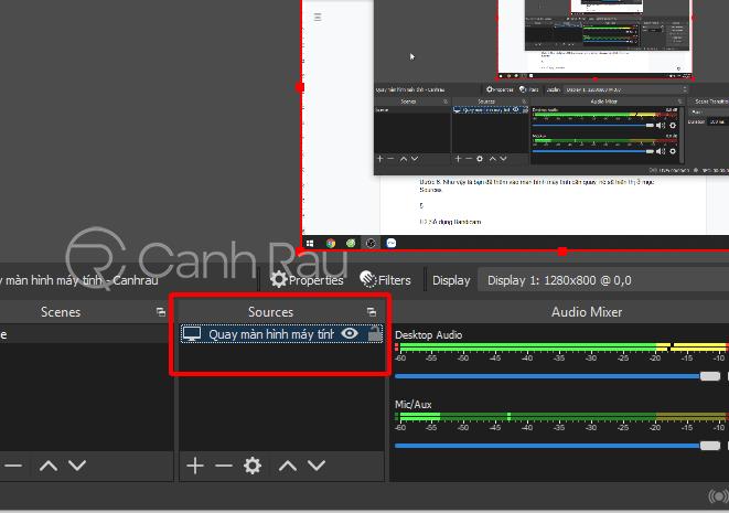 Cách quay màn hình máy tính PC hình 5
