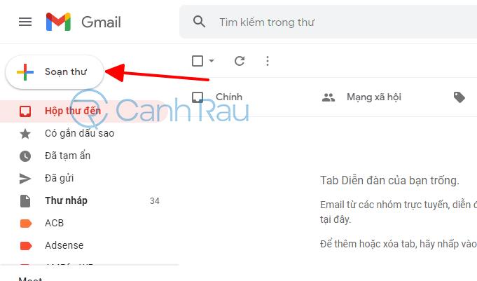 Cách tạo nhóm trong Gmail hình 14