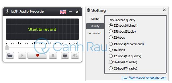 Phần mềm ghi âm trên máy tính tốt nhất hình 7