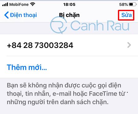 Cách chặn số điện thoại gọi đến hình 20