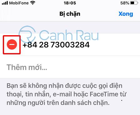 Cách chặn số điện thoại gọi đến hình 21