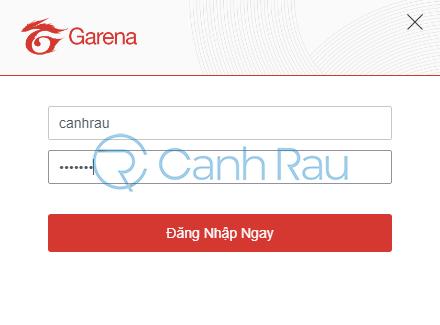 Hướng dẫn cách nạp thẻ Garena hình 2