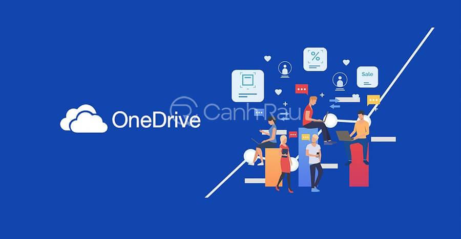 Microsoft OneDrive là gì hình 1