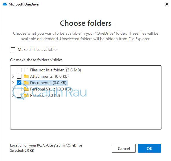 Microsoft OneDrive là gì hình 14