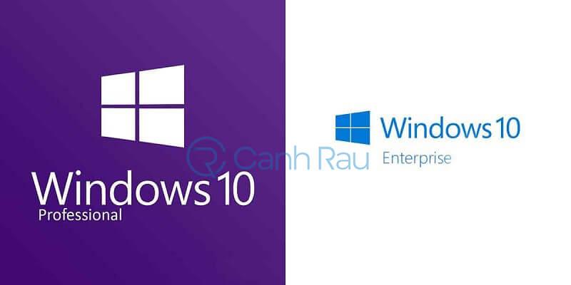 Nên cài bản Windows 10 nào cho máy tính hình 9