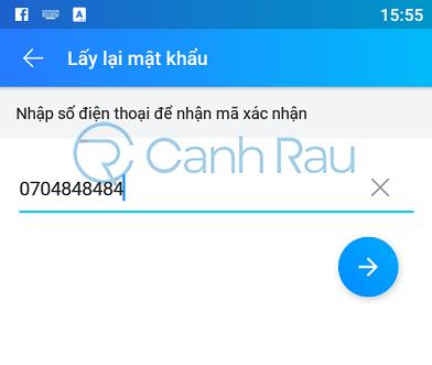 Quên mật khẩu Zalo phải làm sao hình 3