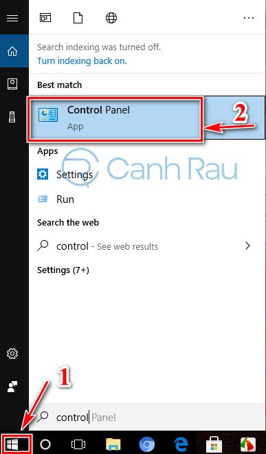 Cách gỡ cài đặt Avast Free Antivirus khỏi máy tính hình 1