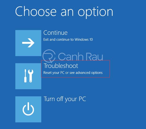 Cách sửa lỗi Windows 10 automatic repair hình 7