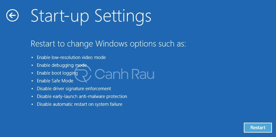 Cách sửa lỗi Windows 10 automatic repair hình 8
