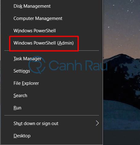 Cách sửa lỗi Your PC ran into a problem hình 4