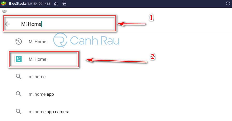 Cách tải xuống ứng dụng Mi Home trên máy tính hình 7