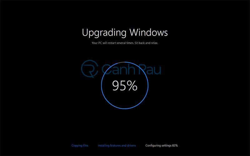 Cách update Windows 10 từ Windows 8 hình 5