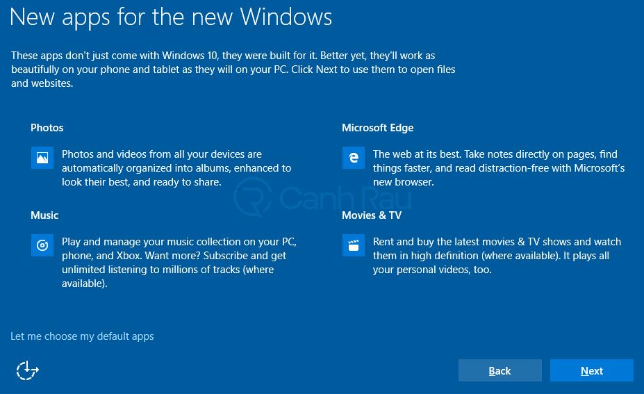 Cách update Windows 10 từ Windows 8 hình 6