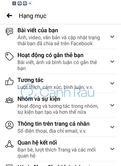 Cách xóa toàn bộ nhật ký hoạt động trên Facebook hình 8