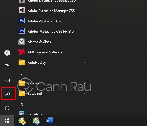 Hướng dẫn cách backup dữ liệu Windows 10 hình 1