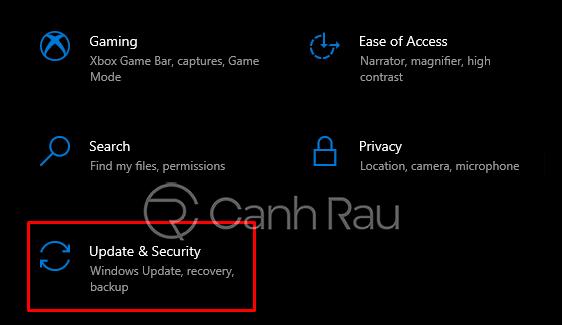 Hướng dẫn cách backup dữ liệu Windows 10 hình 2