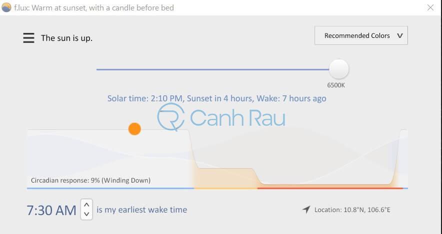 Hướng dẫn cách chỉnh độ sáng màn hình máy tính Windows 10 hình 24
