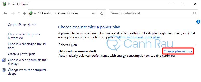 Hướng dẫn cách chỉnh độ sáng màn hình máy tính Windows 10 hình 8