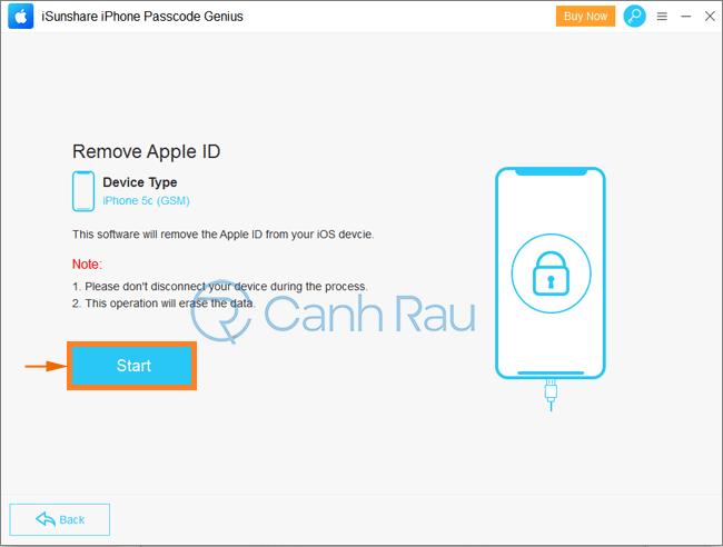 Hướng dẫn cách đăng xuất tài khoản iCloud iPad hình 10