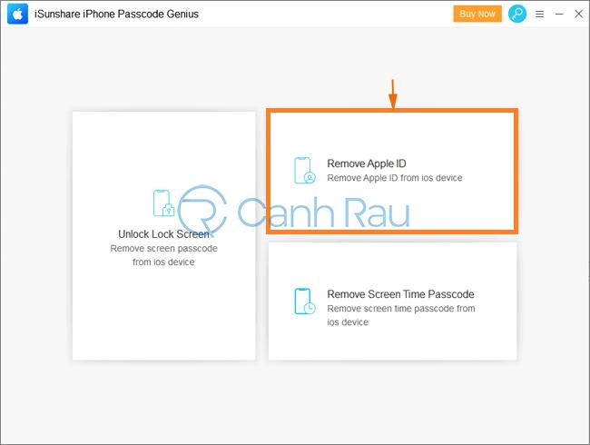 Hướng dẫn cách đăng xuất tài khoản iCloud iPad hình 9