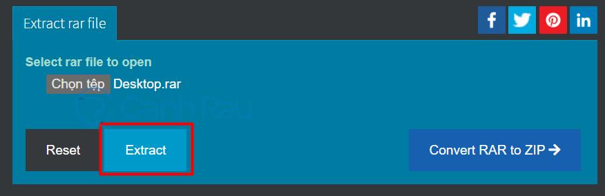 Hướng dẫn cách giải nén file RAR trên máy tính hình 9
