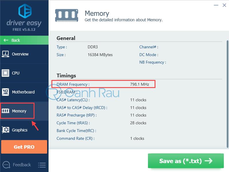 Hướng dẫn cách kiểm tra bus RAM hình 7
